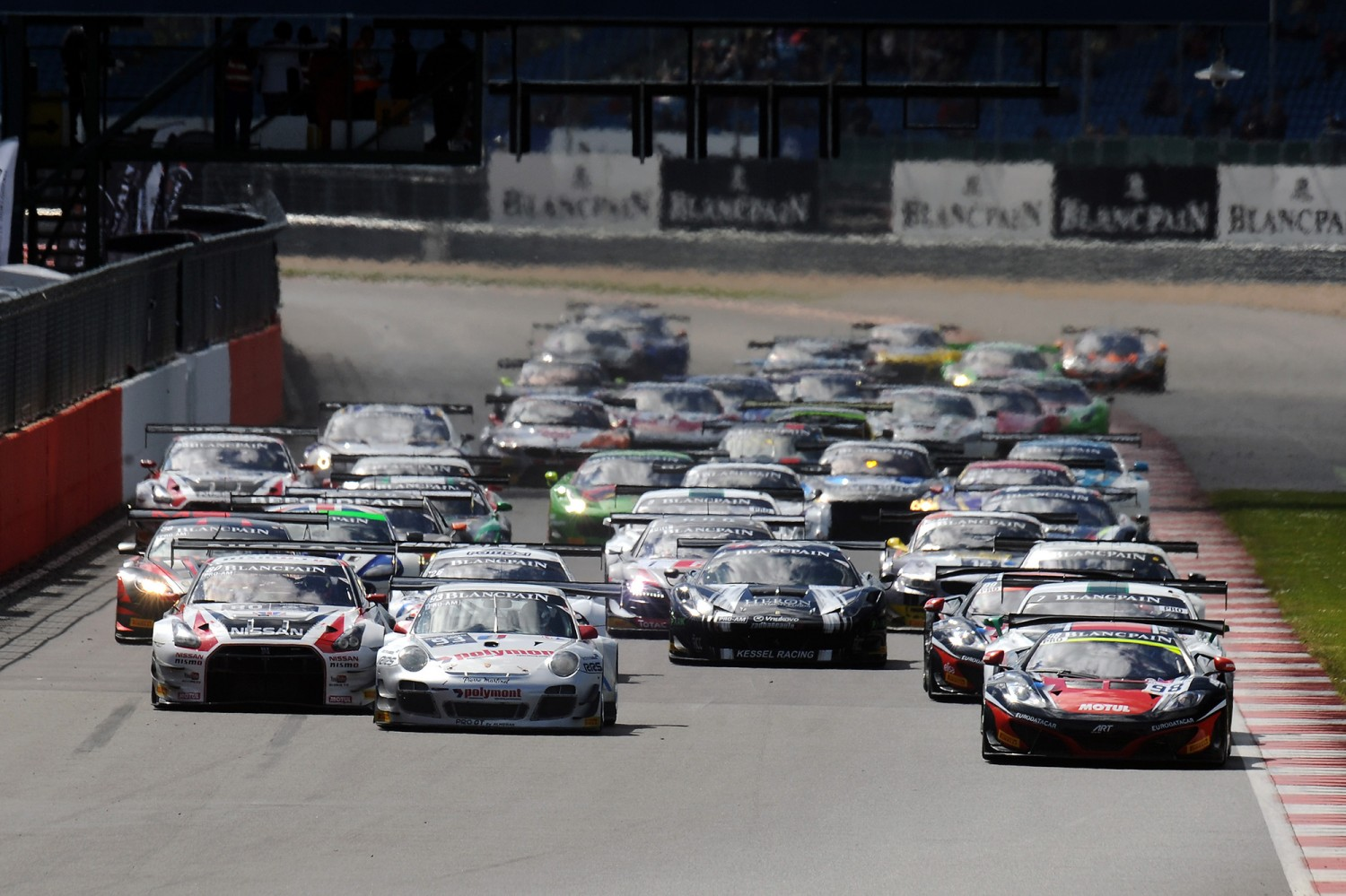 2014 Blancpain Endurance Series proves to be a Grand Cru