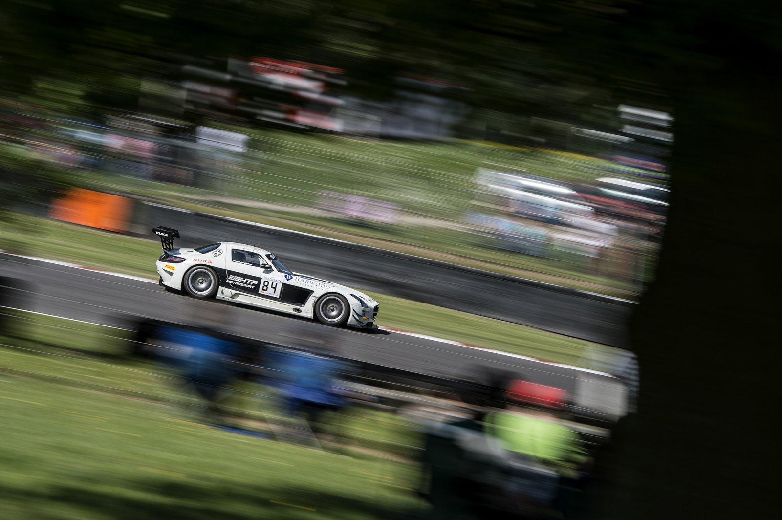 Slovakia Ring ends summer break for Blancpain Sprint Series