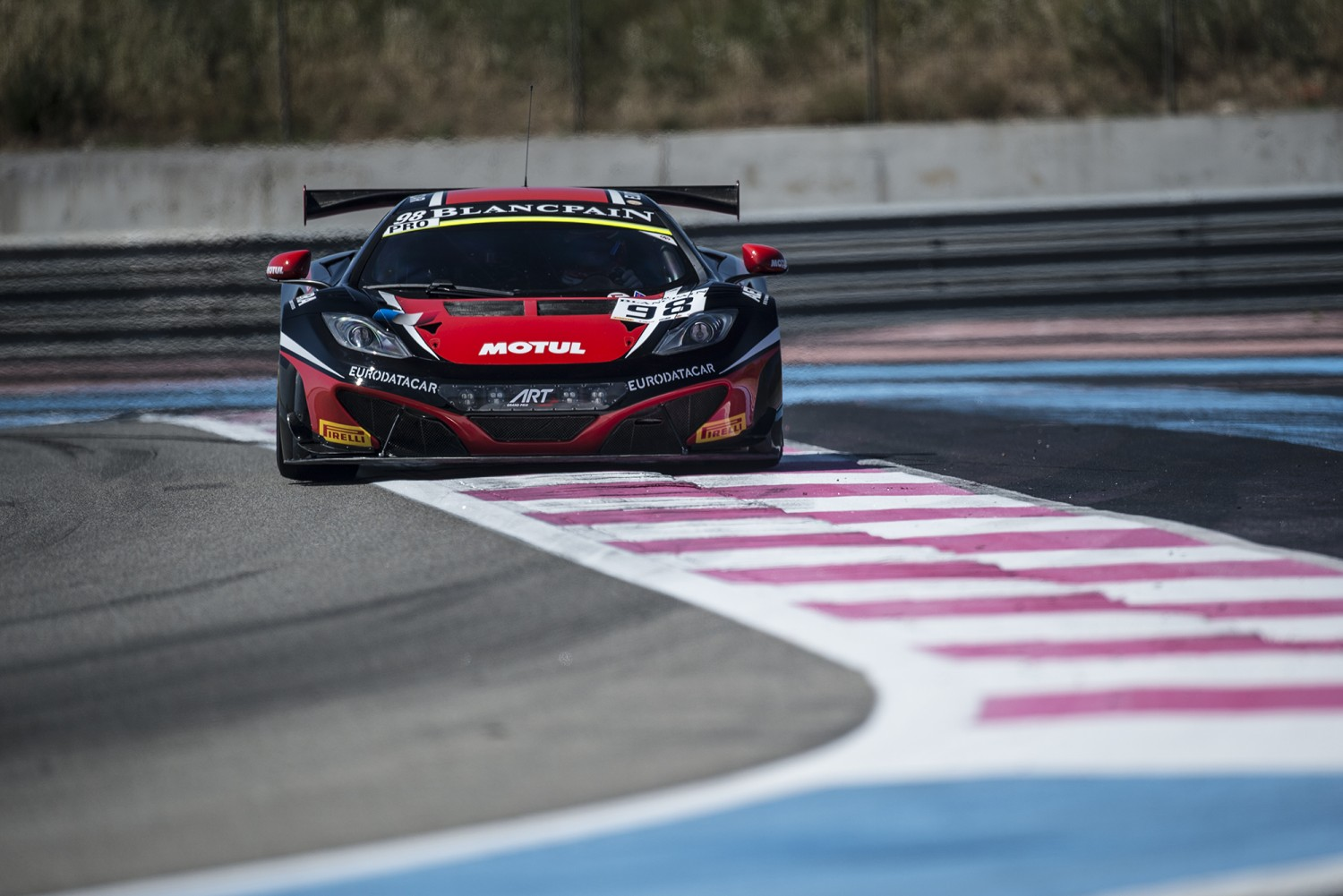 Paul Ricard Qualifying : Alvaro Parente takes second pole position of the season