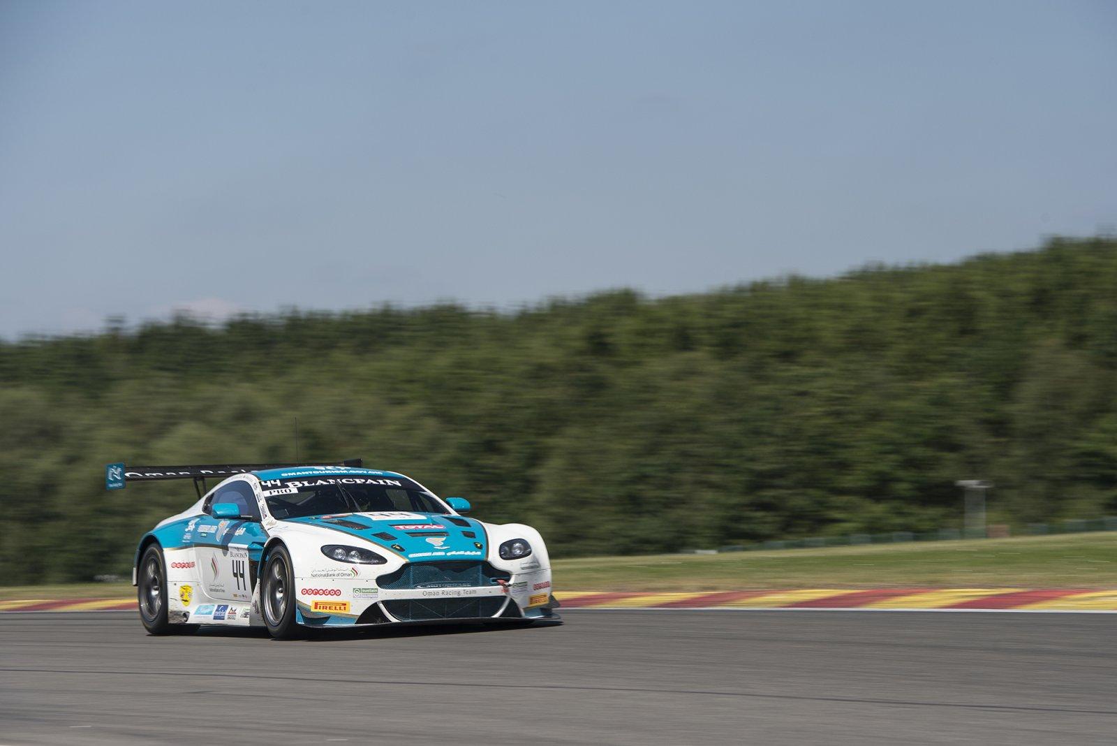 Daniel Lloyd joins Oman Racing for Blancpain Endurance Series
