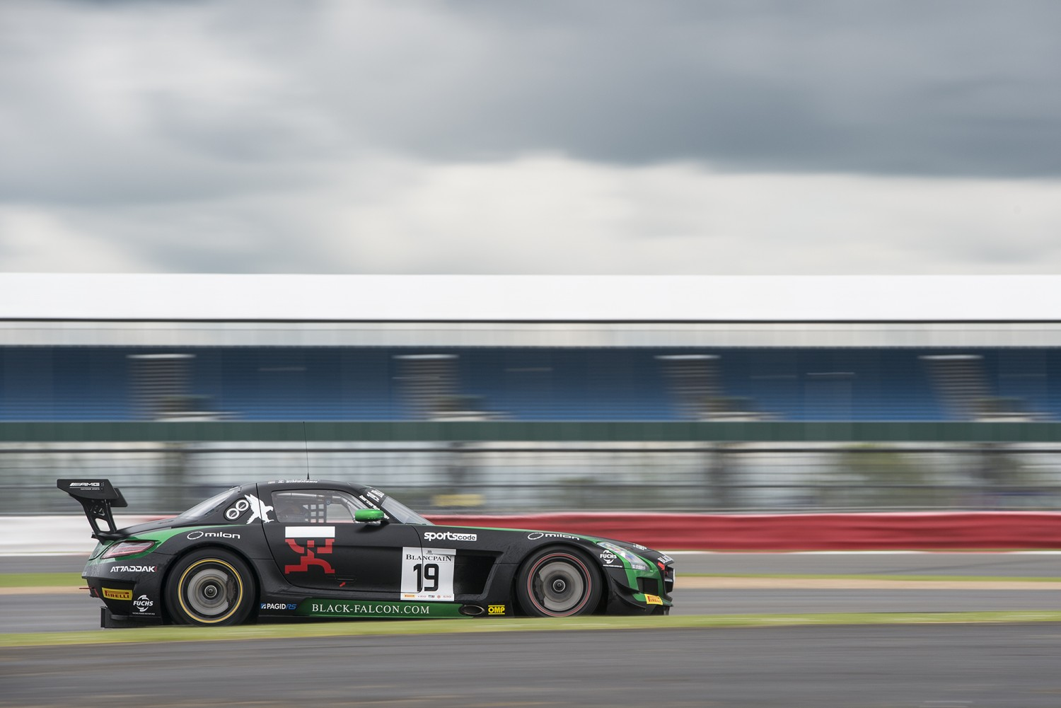 Team Black Falcon to race three cars at upcoming Total 24 hours of Spa
