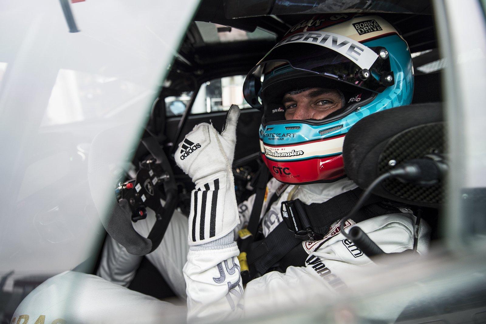Jeroen Bleekemolen on pole for Qualifying Race