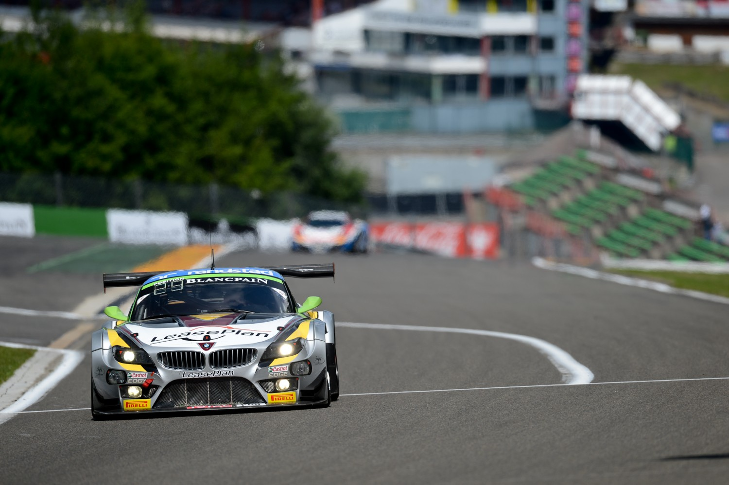 Dirk Werner and BMW Sports Trophy Team Marc VDS on top after qualifying