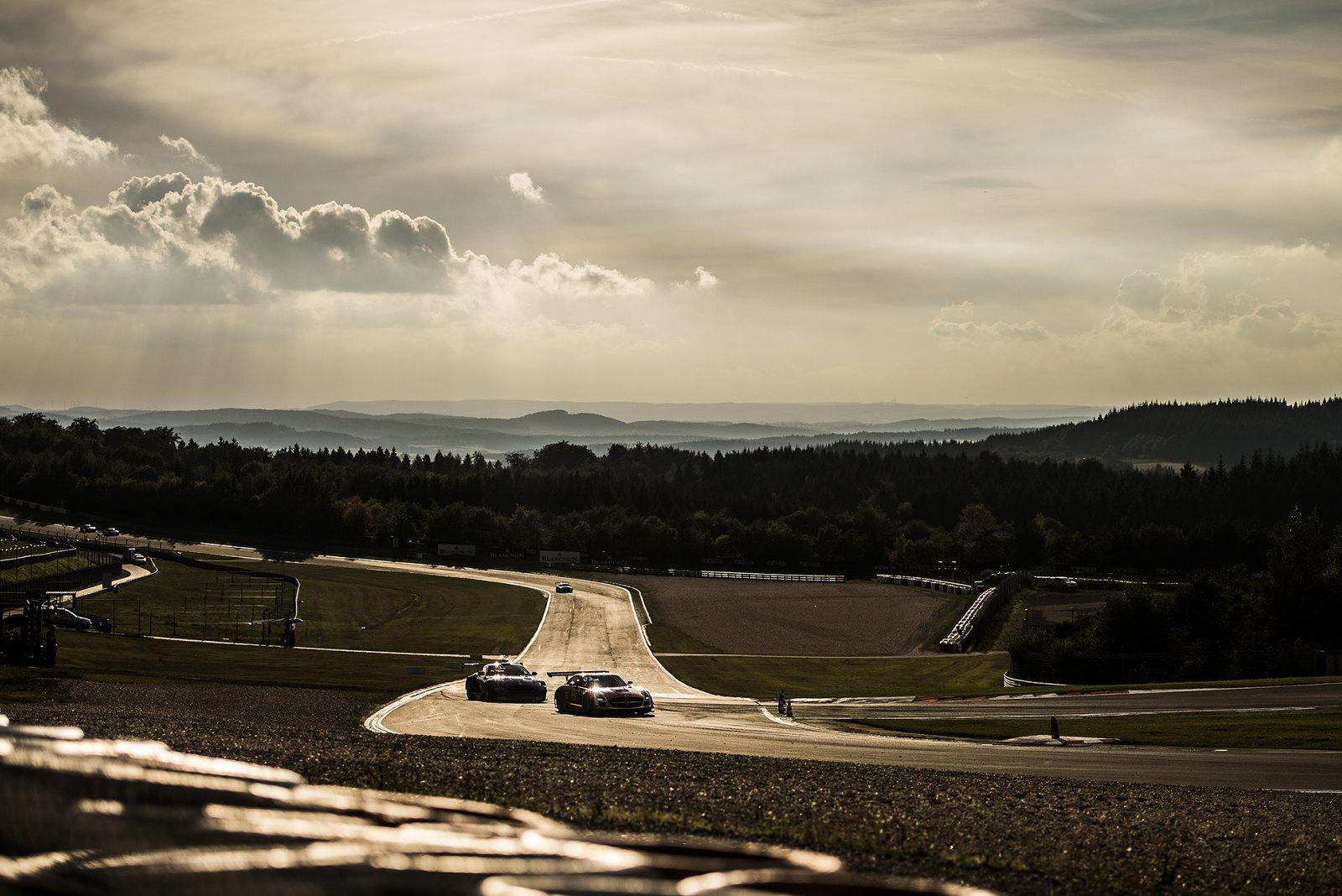 Nürburgring ready for Blancpain Endurance Series' final