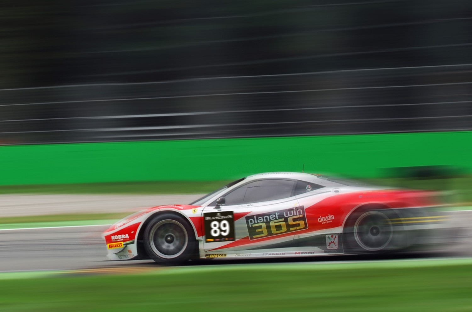 Double Blancpain GT Series programme for Villorba Corse