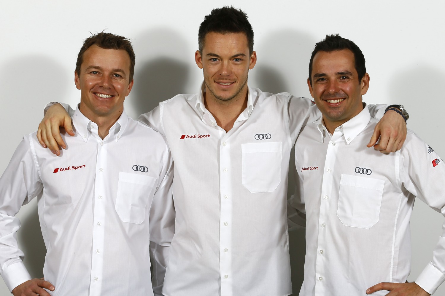 Impressive Belgian Audi Club Team WRT trio for the Total 24 Hours of Spa