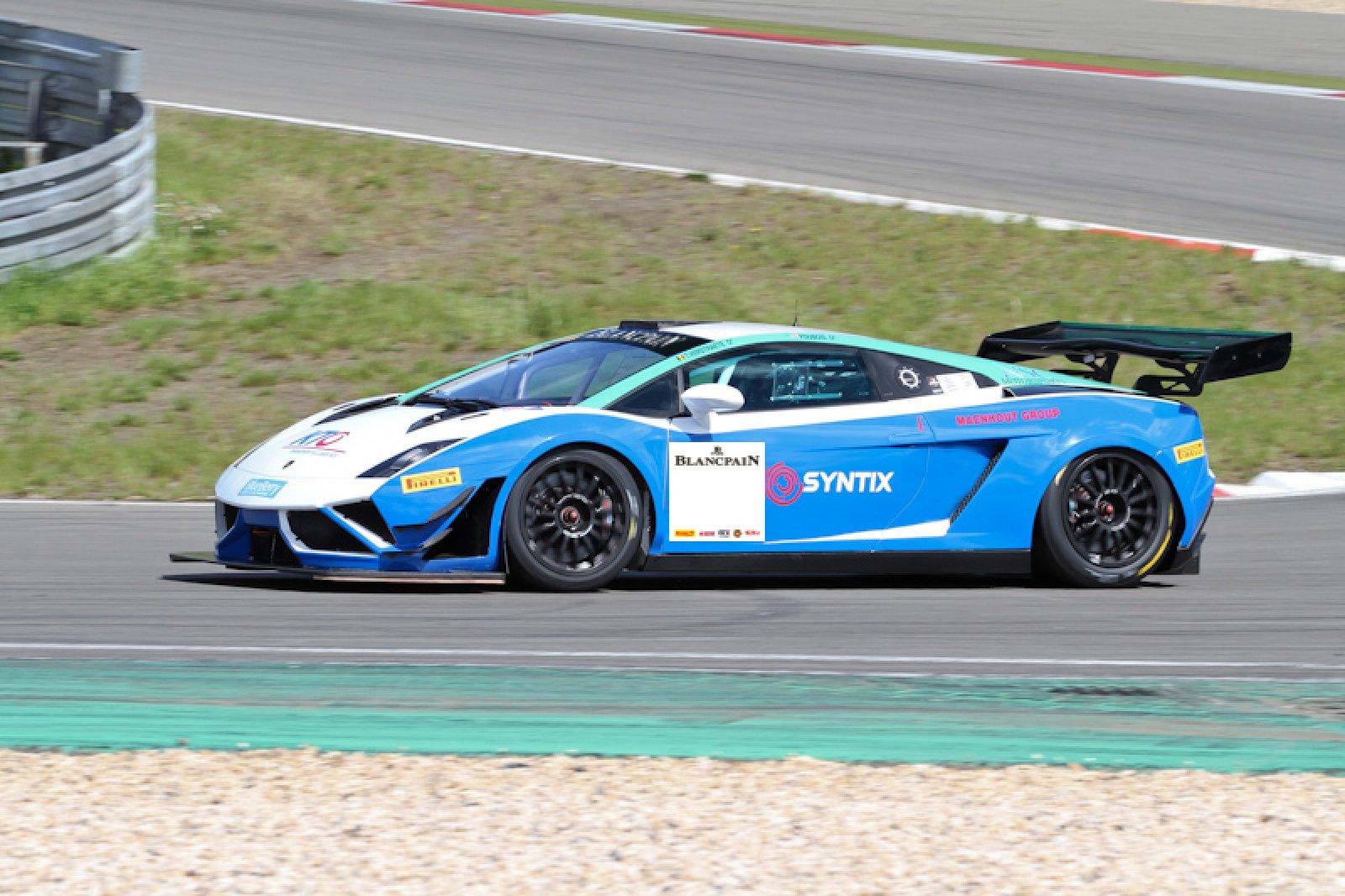 NSC Motorsports joins Blancpain Sprint Series in Zolder