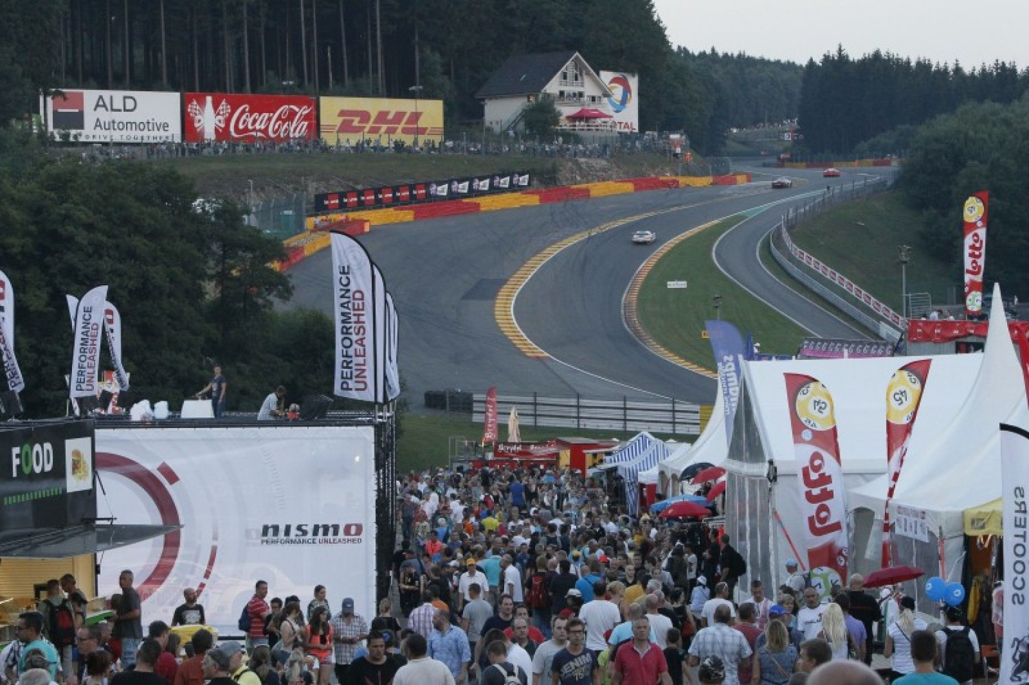 Total 24 Hours of Spa : Late additions strengthen already impressive entry list