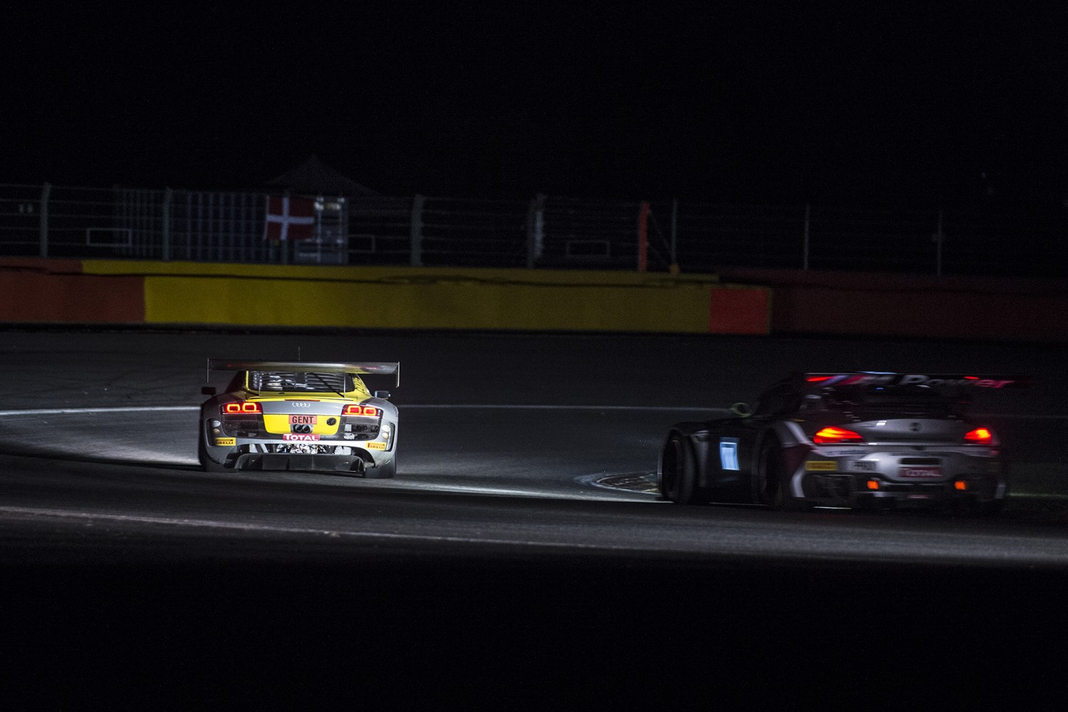 Audi dominates after six hours