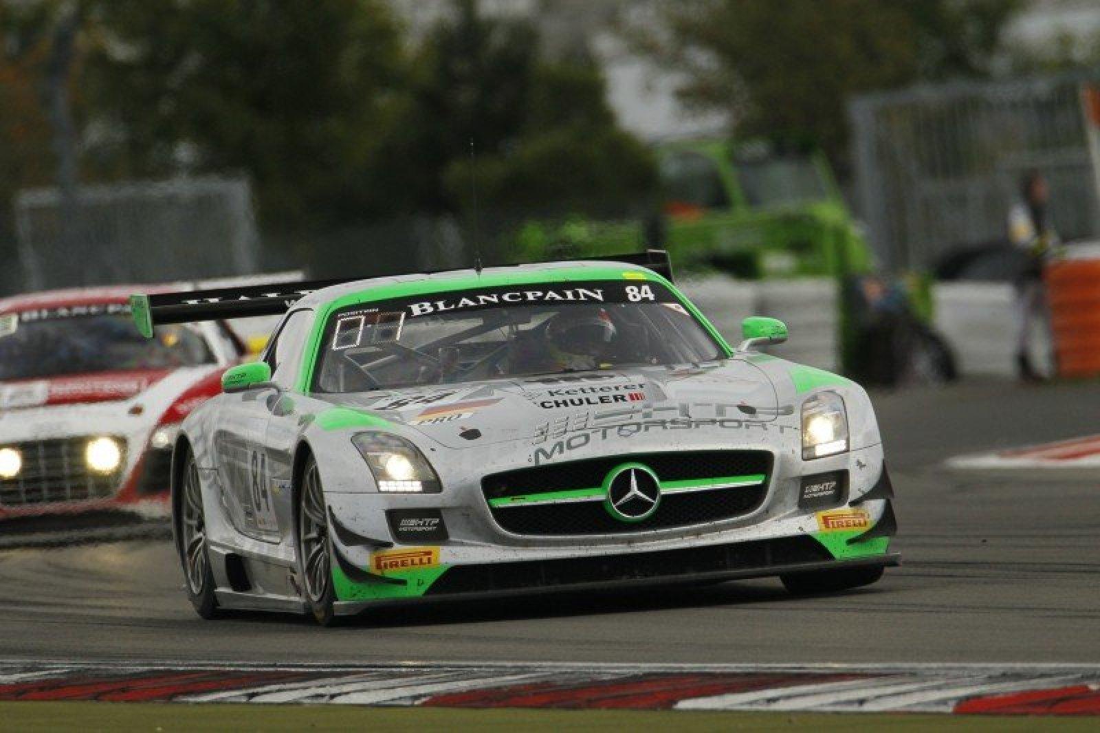 Nico Verdonck and ALD Automotive join HTP Motorsport