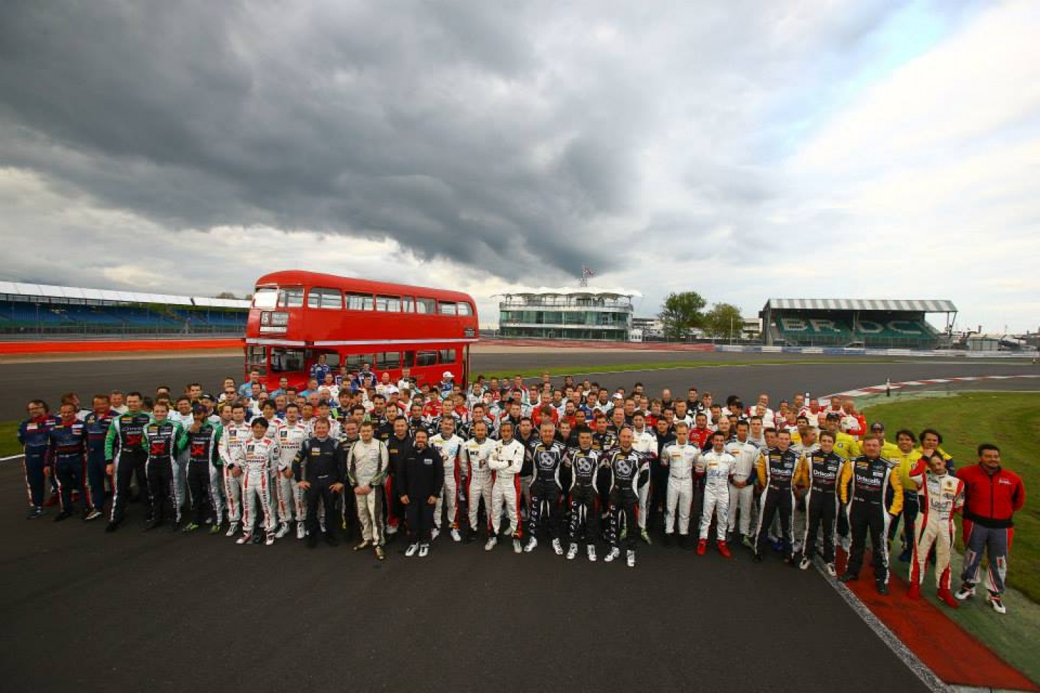 Silverstone Drivers Picture
