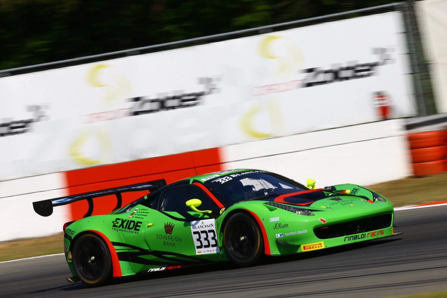 Free Practice 2 : Three different cars in the top-3 in a very hot Zolder