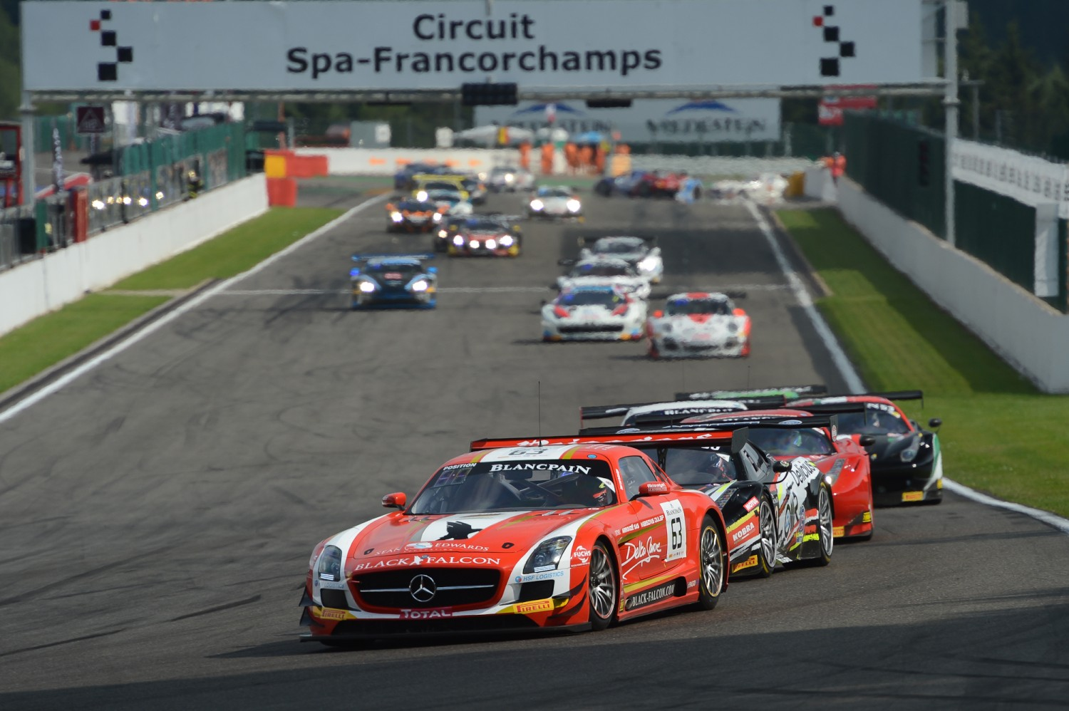 Sporting Telenet covers Total 24 Hours of Spa