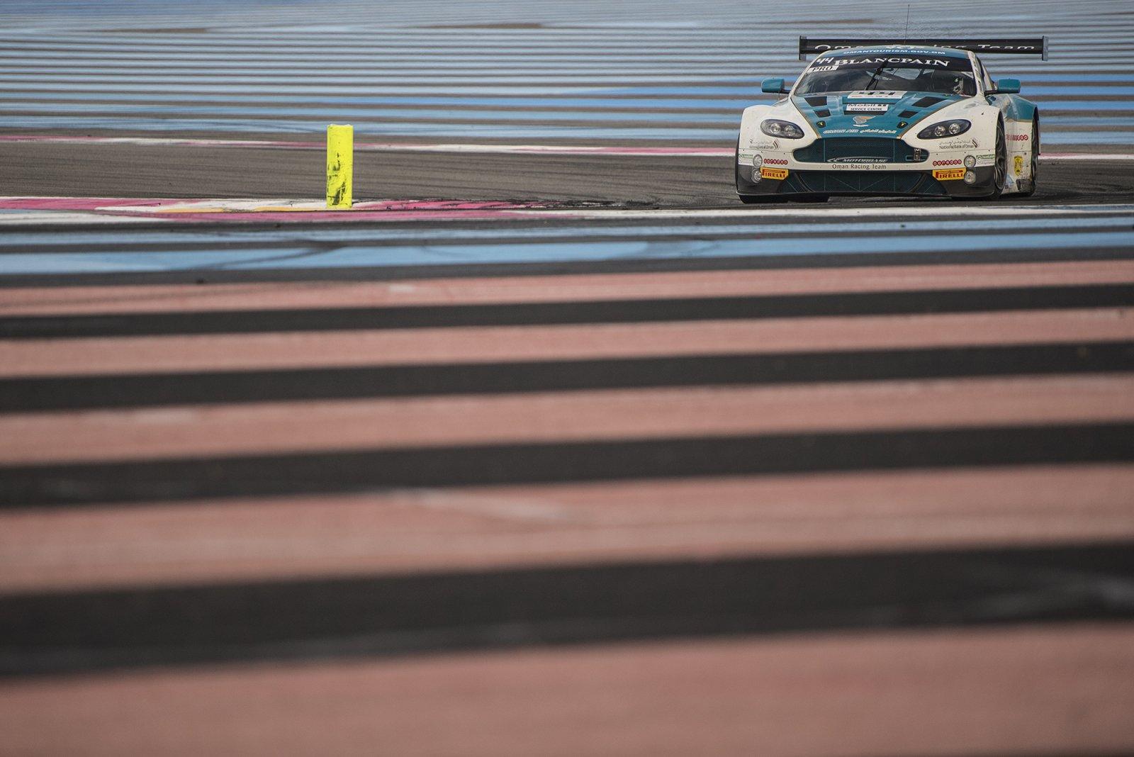 Motorbase Performance finalises trio for Blancpain Endurance Series