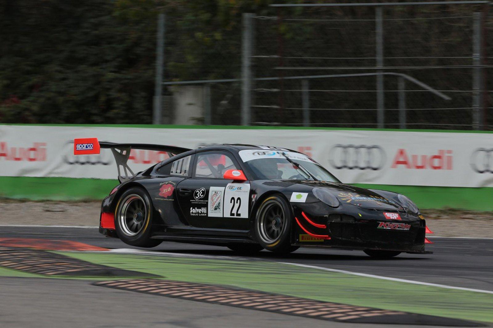 Krypton Motorsport takes on GT Sports Club challenge
