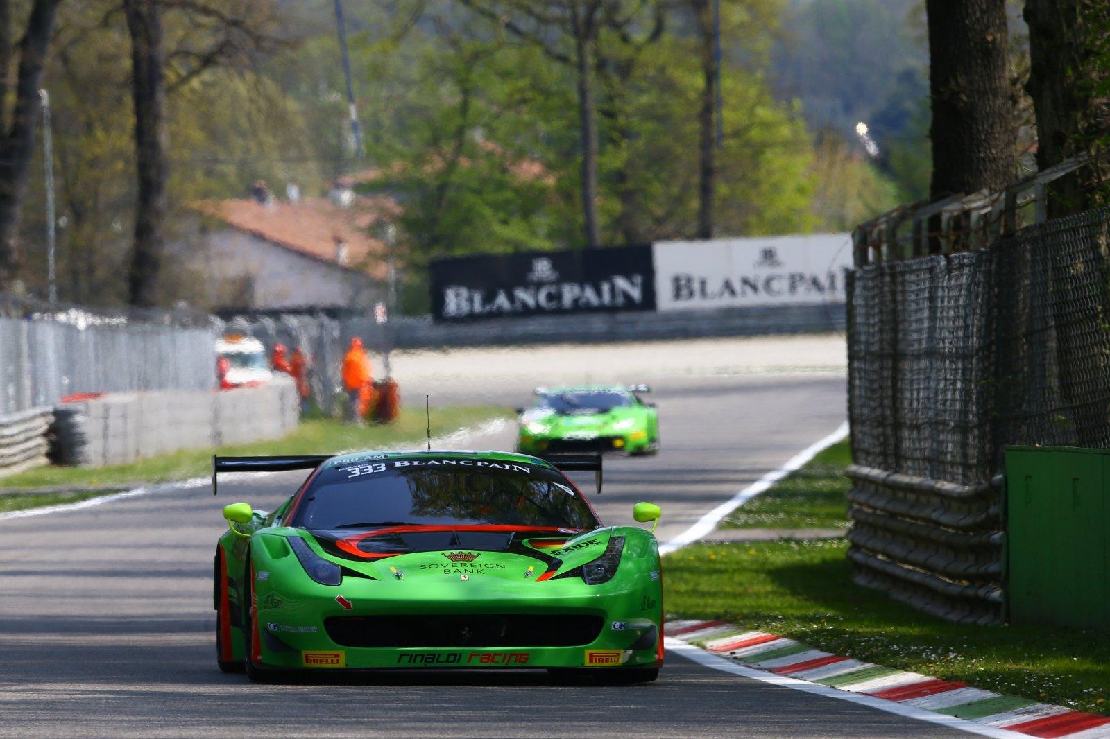Ferrari Festival in Free Practice