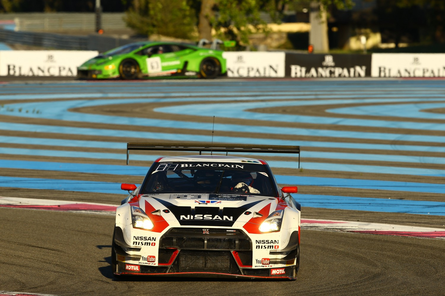 Nissan takes maiden win at Circuit Paul Ricard