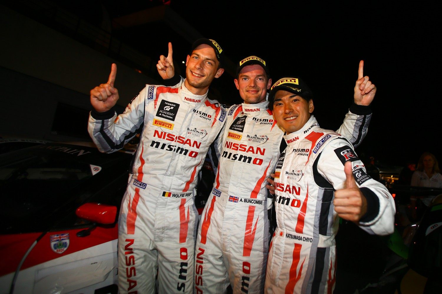 15 highlights of '15: Le Castellet: Nissan wins in the dark