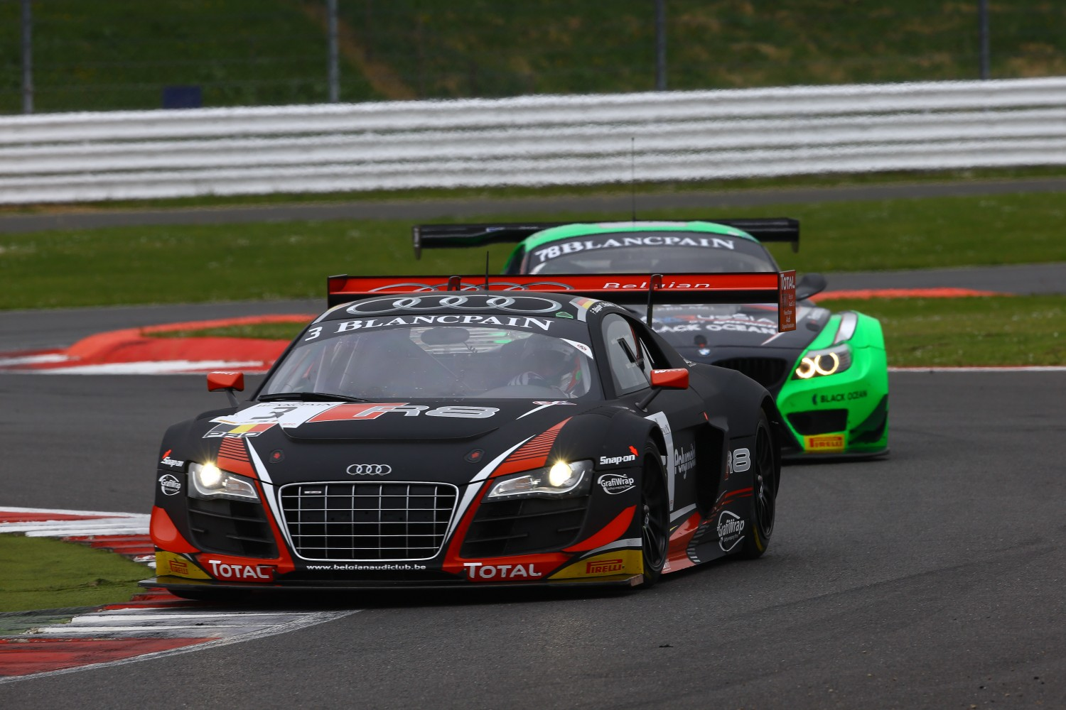 Free Practice : Audi on top, Pro-Am drivers in with a shout
