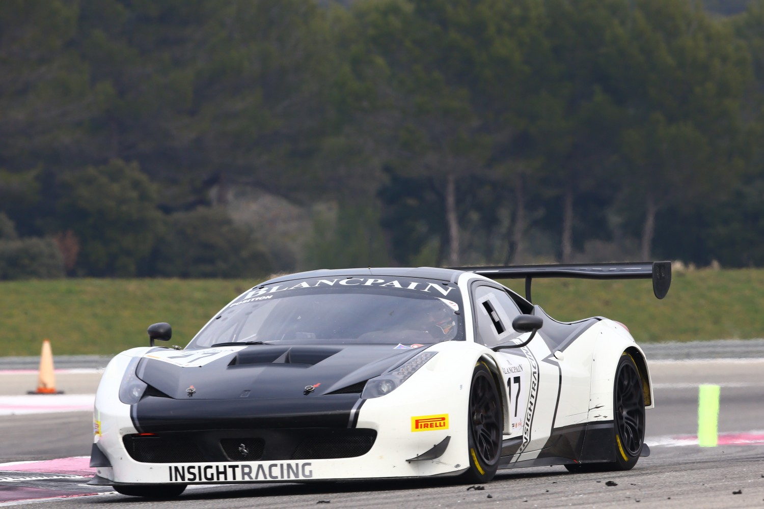 Drive Available Total 24hours Of Spa Blancpain Endurance Series