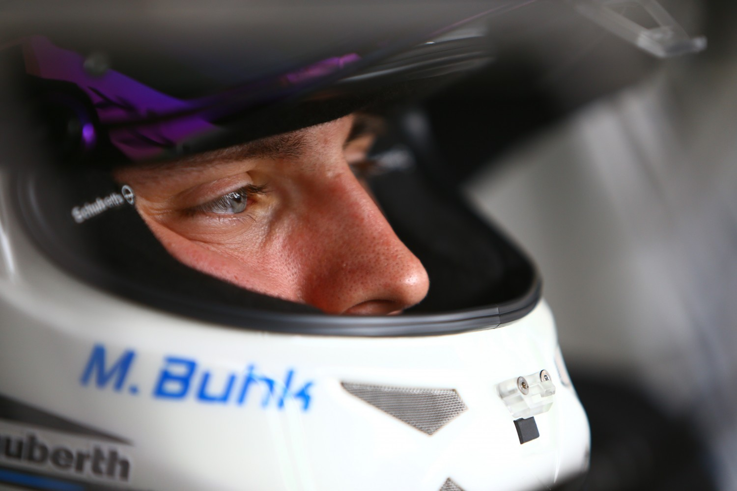 Maxi Buhk quickest in first free practice