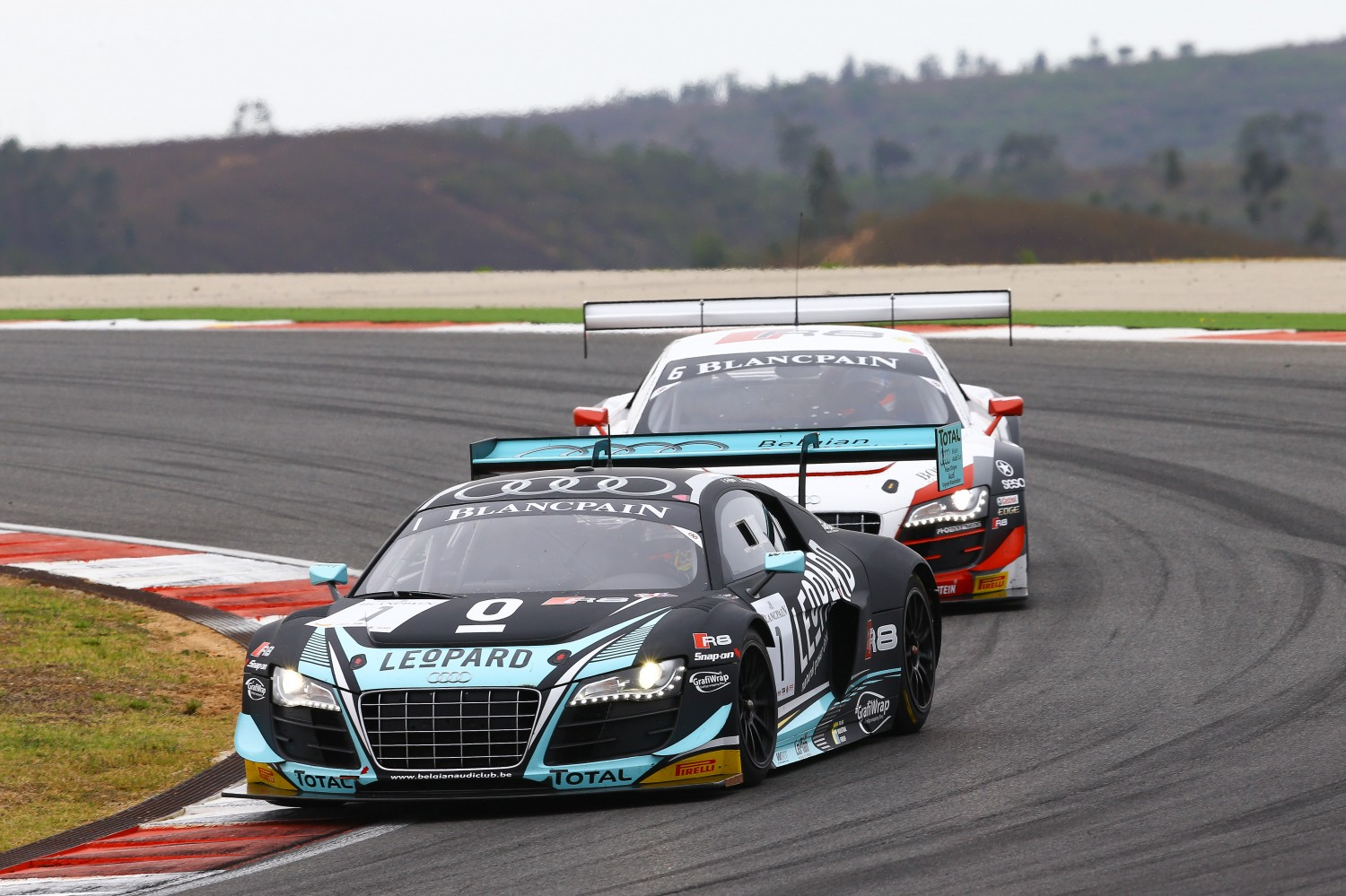 Frijns and Vanthoor put one hand on 2015 Blancpain Sprint Series title