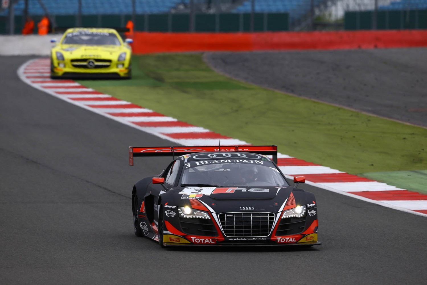 Ortelli aiming for second Blancpain Endurance Series title