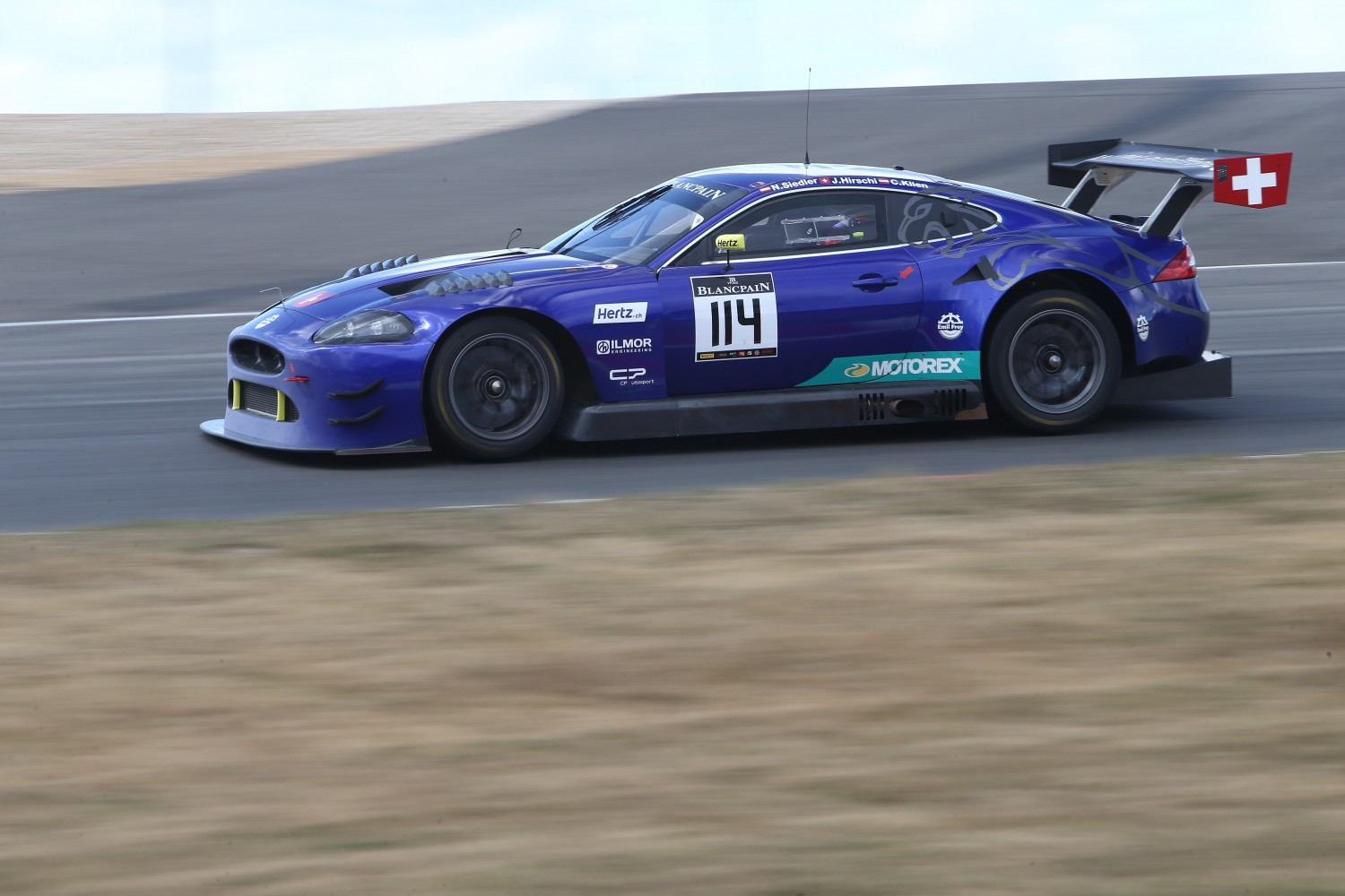 Two Emil Frey Jaguar in 2017 Endurance Cup