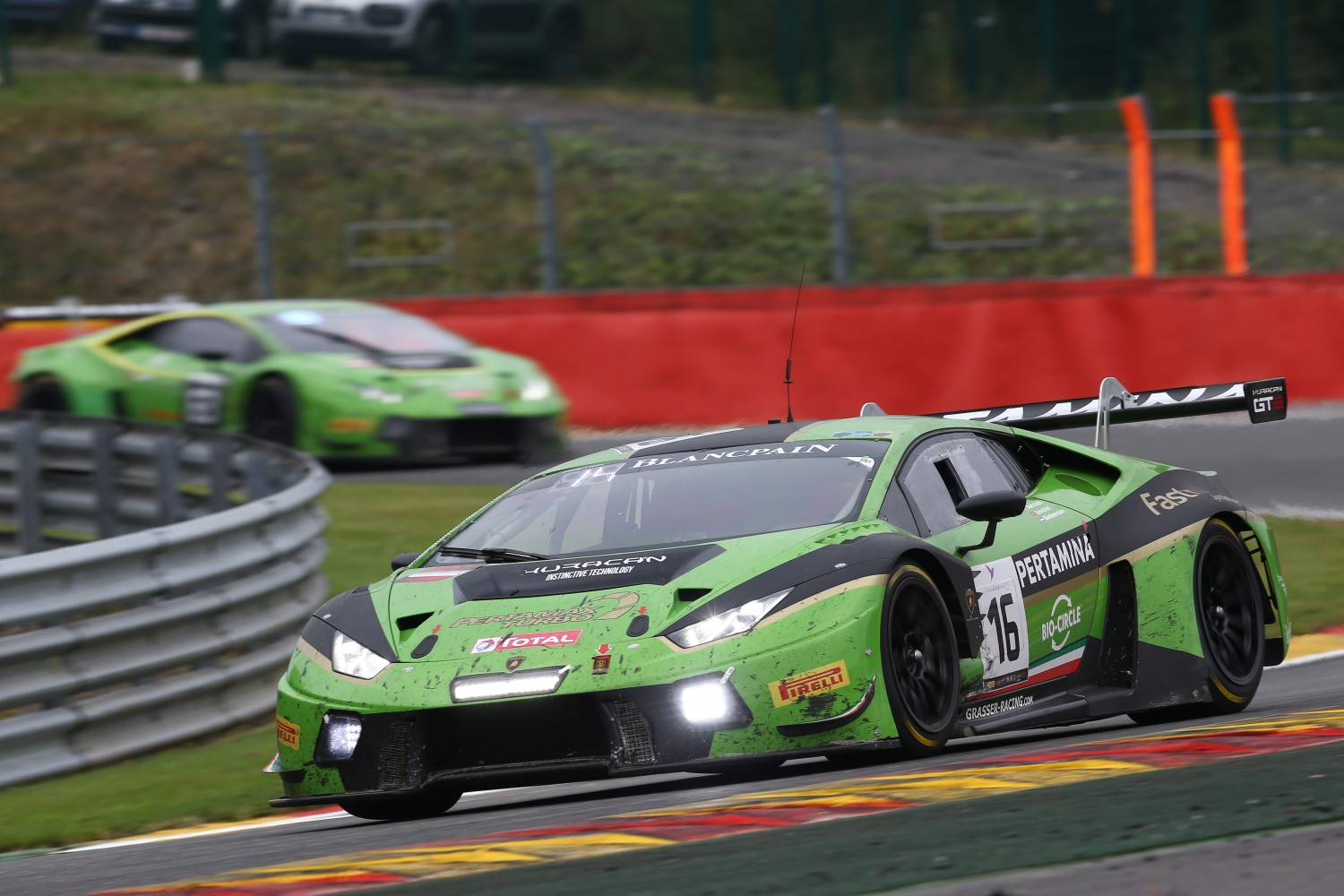Grasser Racing Team back for more