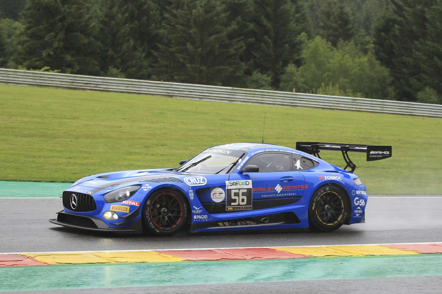 Intercontinental GT Challenge popular with Bronze drivers as well