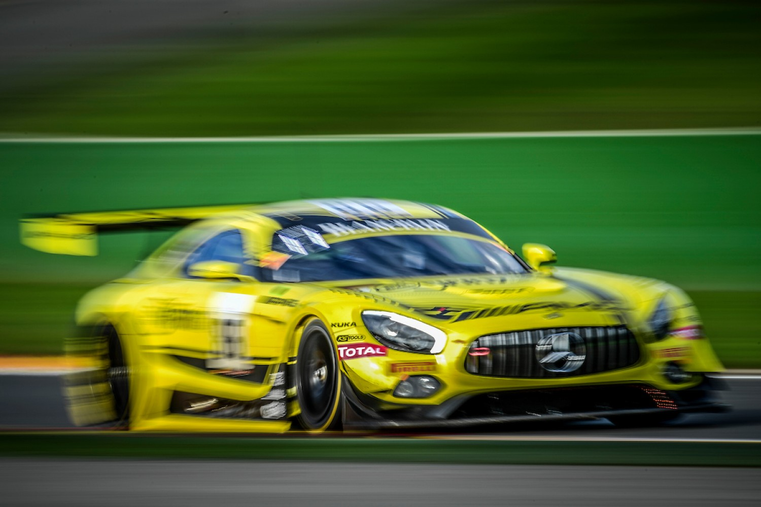Maxi Götz fastest in first qualifying session