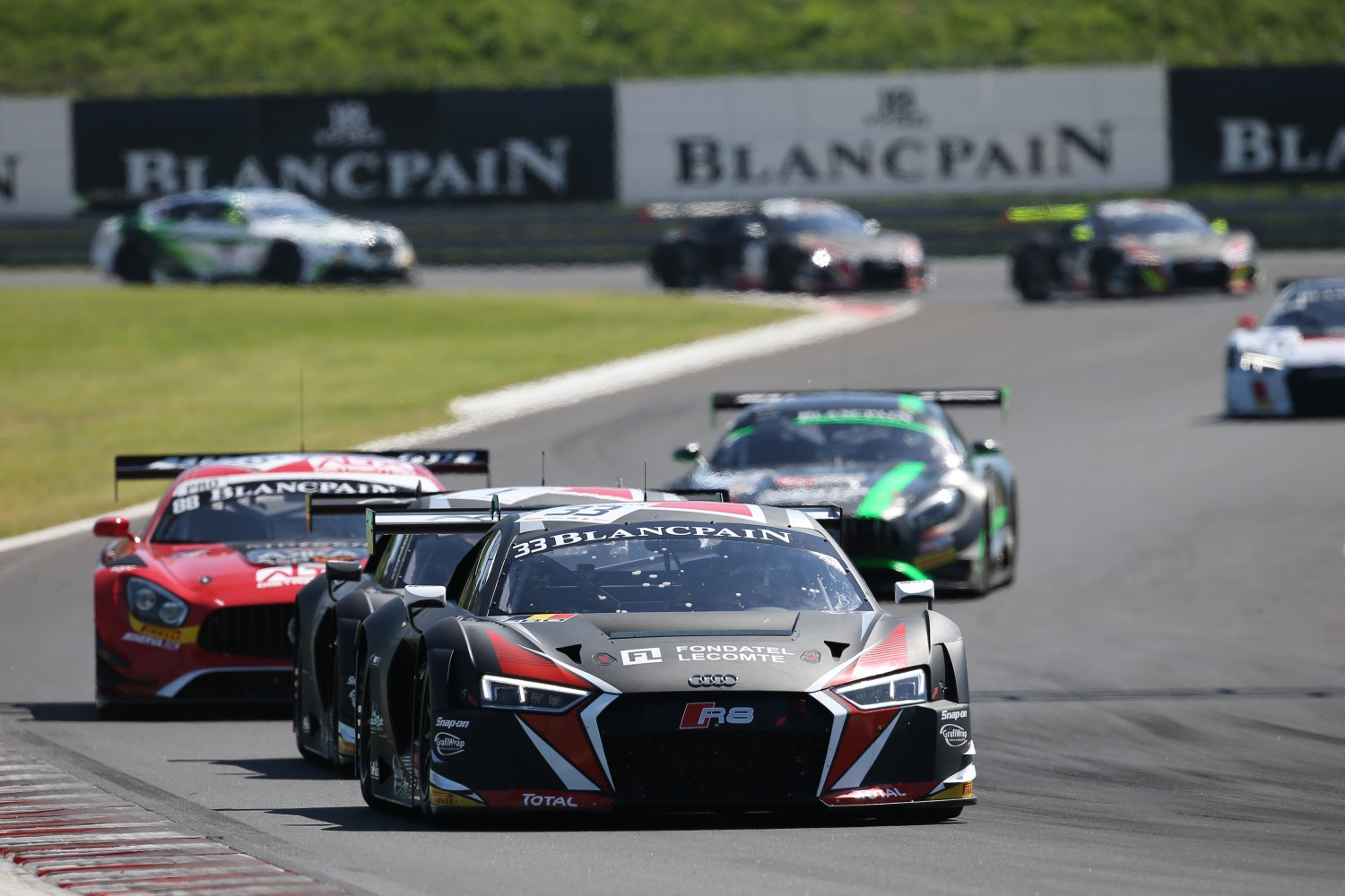2016 Blancpain GT Series season finale promises to be unpredictable