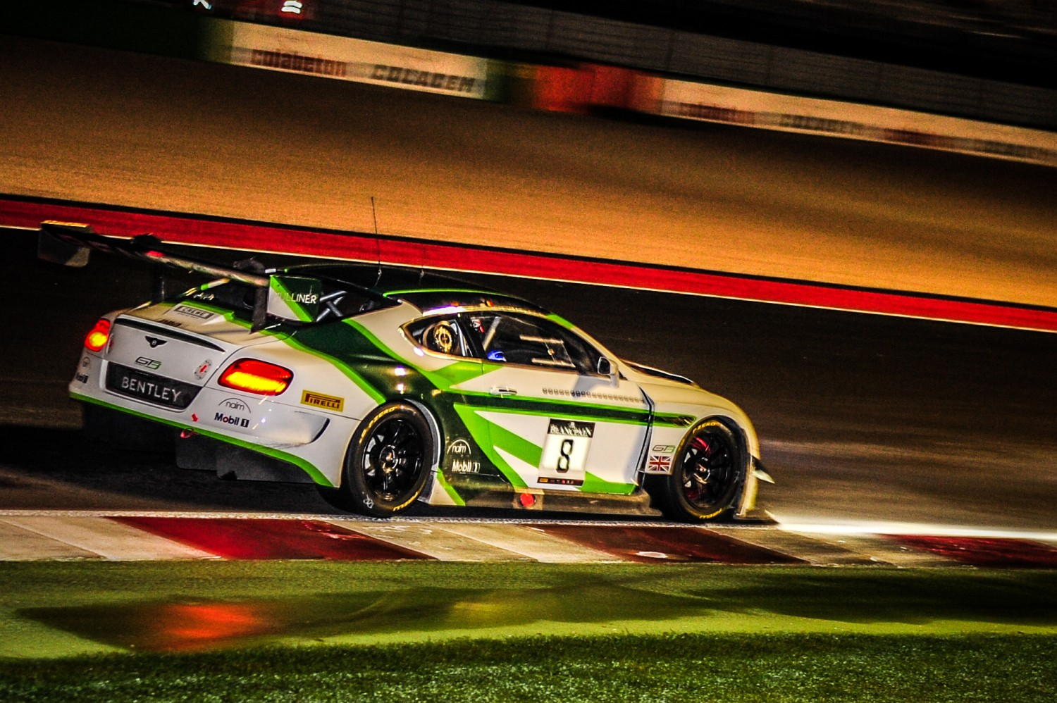 Bentley Boys Andy Soucek and Maxime Soulet take surprise win in Misano Qualifier