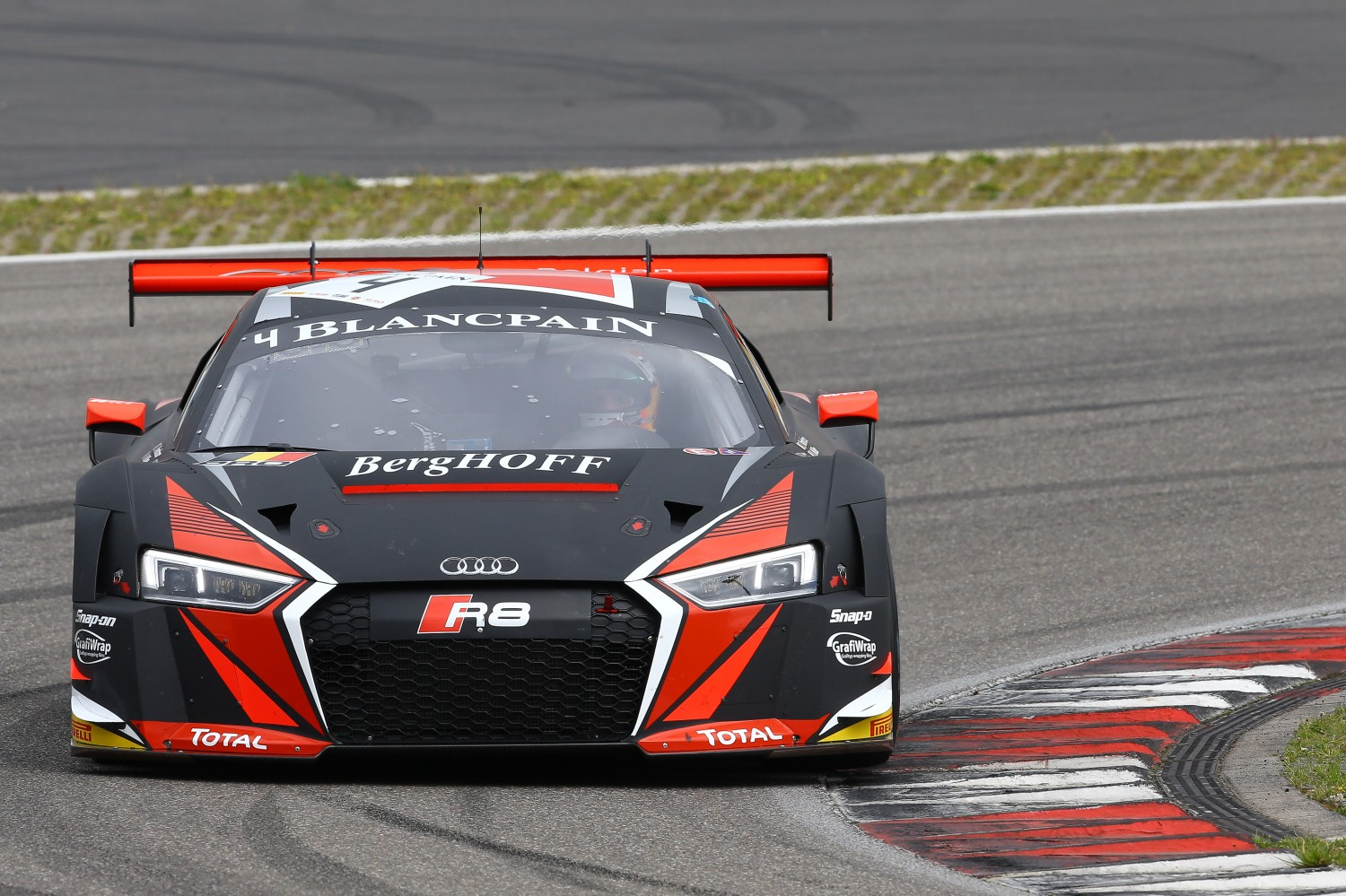 Audi on top in first free practice session