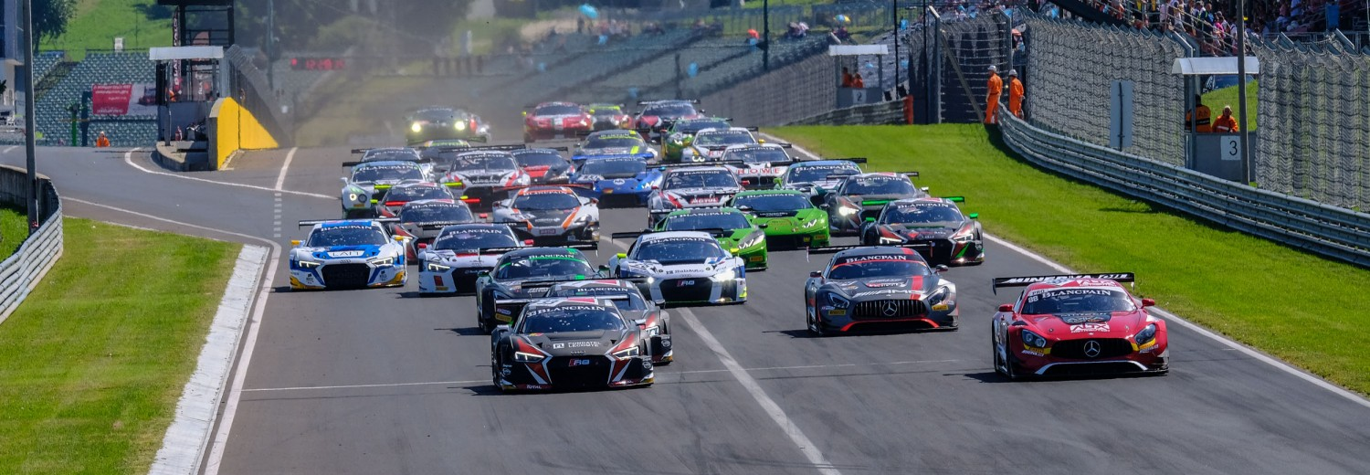Baumann and Buhk claim Sprint Series Main Race spoils at the Hungaroring