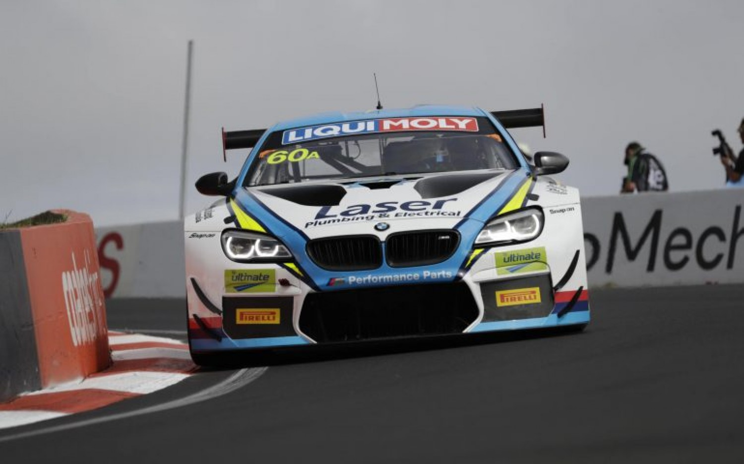 BMW fastest on the mountain in Bathurst Practice