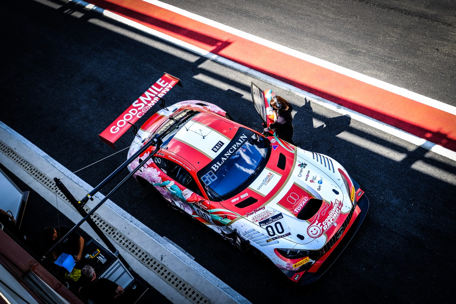 Total 24 Hours of Spa – A Sporting Summary