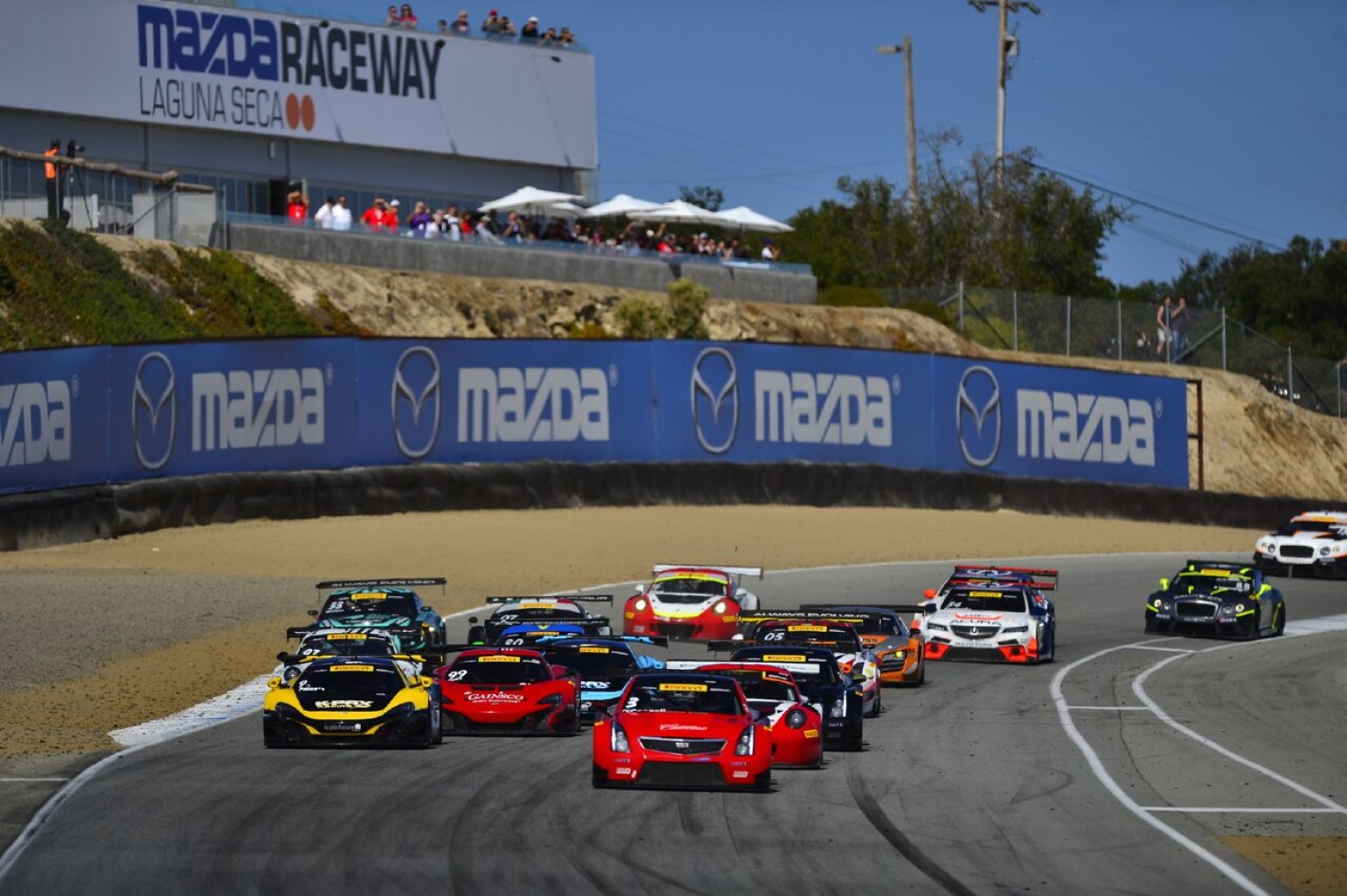 CBS Sports Network to Televise the Mazda Raceway California 8 Hours