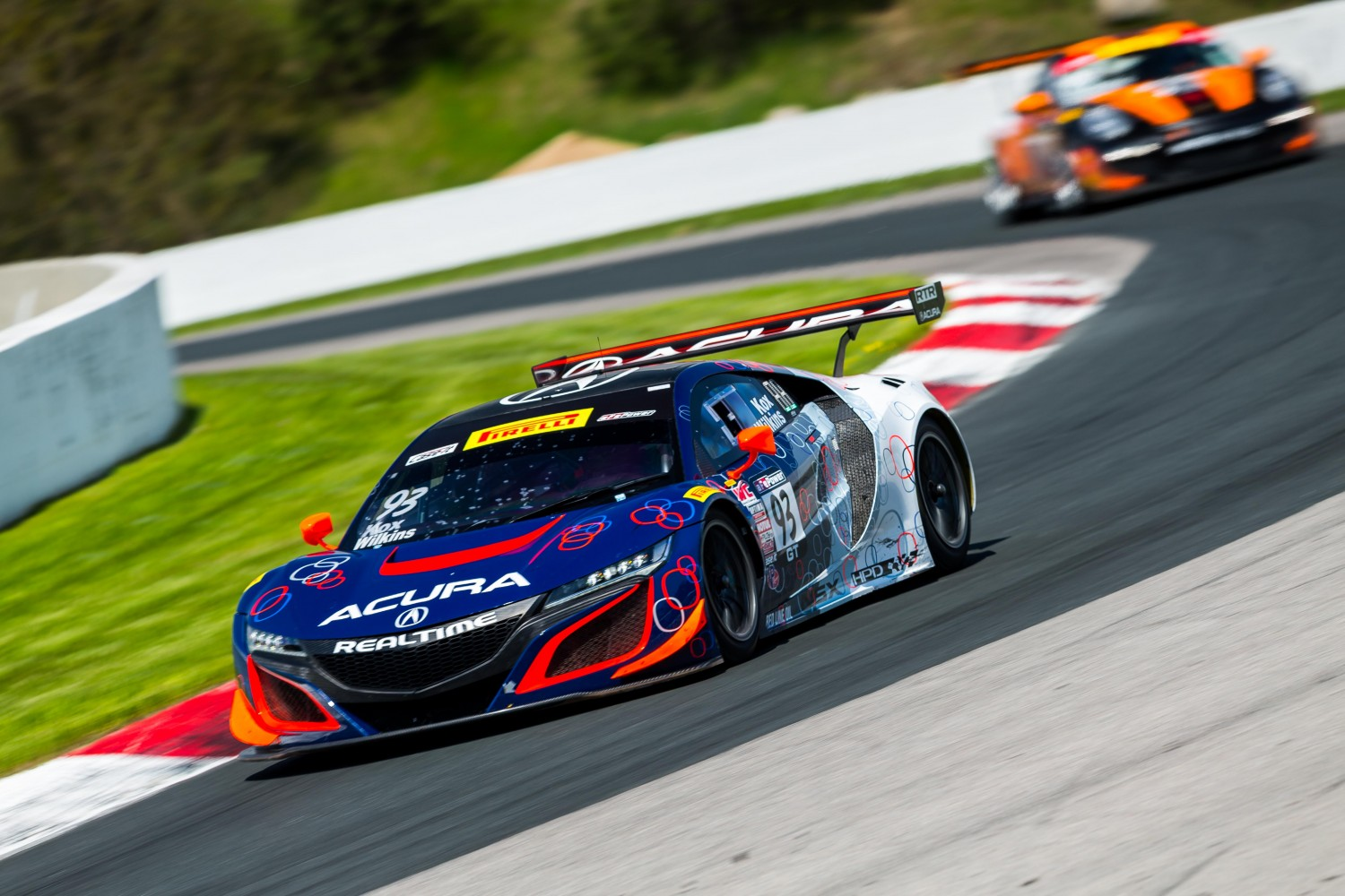 Eight manufacturers competing in Mazda Raceway California 8 Hours