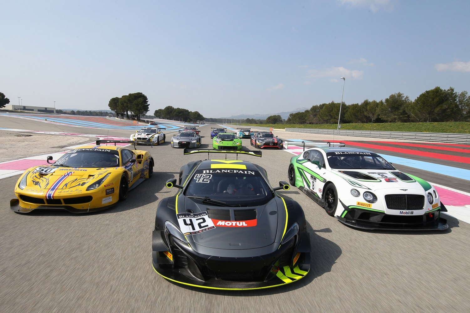 2017 Blancpain GT Series reaches new heights