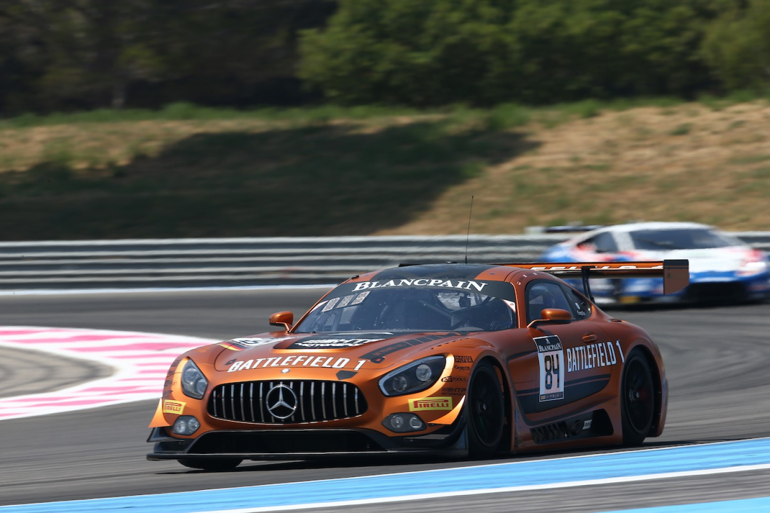 Mercedes-AMG driver Franck Perera quickest in Pre-qualifying