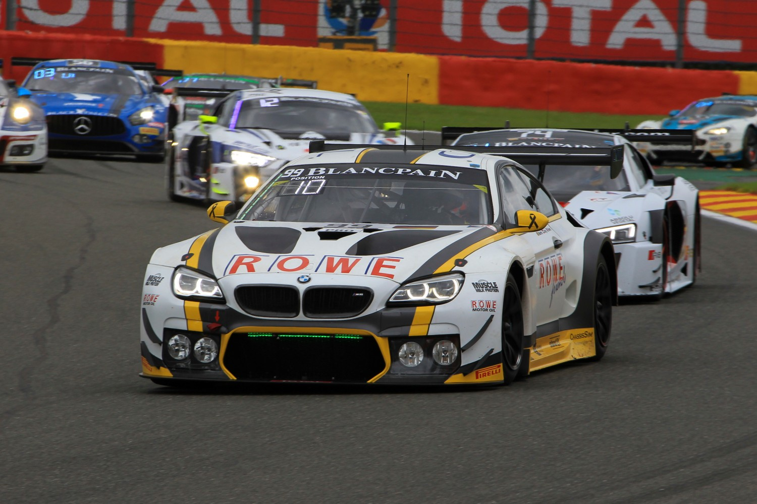 ROWE Racing aiming for a repeat win in Total 24 Hours of Spa