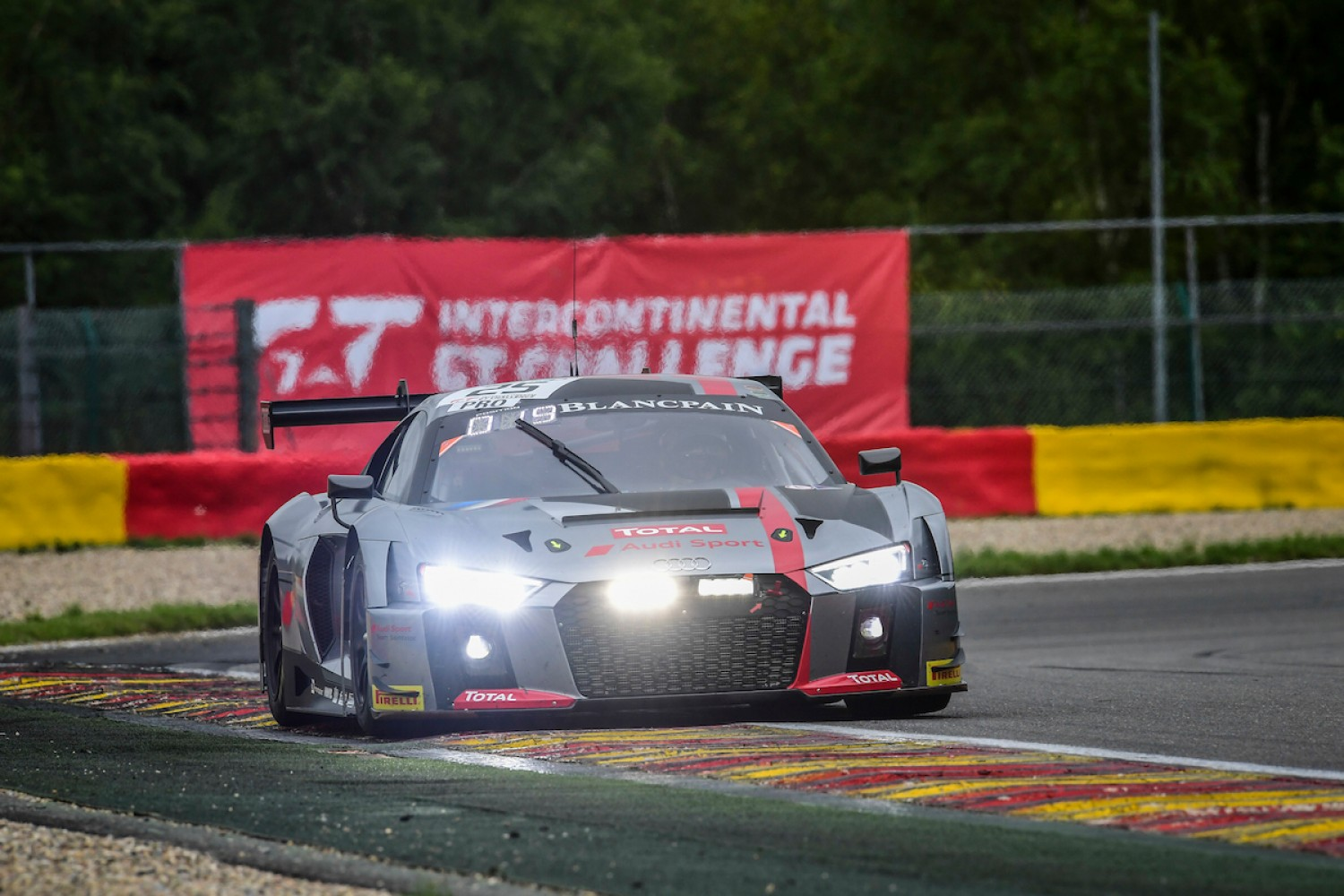 Audi defends Intercontinental GT Challenge lead in Mazda Raceway California 8 Hours