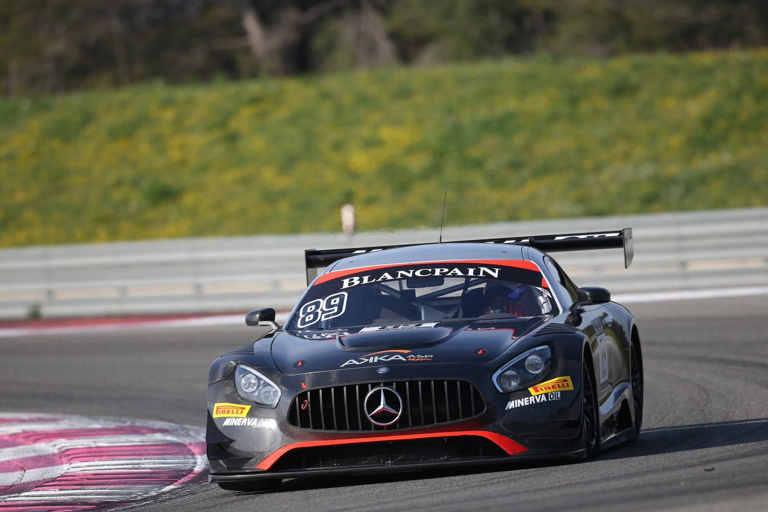 Mercedes-AMG fastest after two days of intensive testing