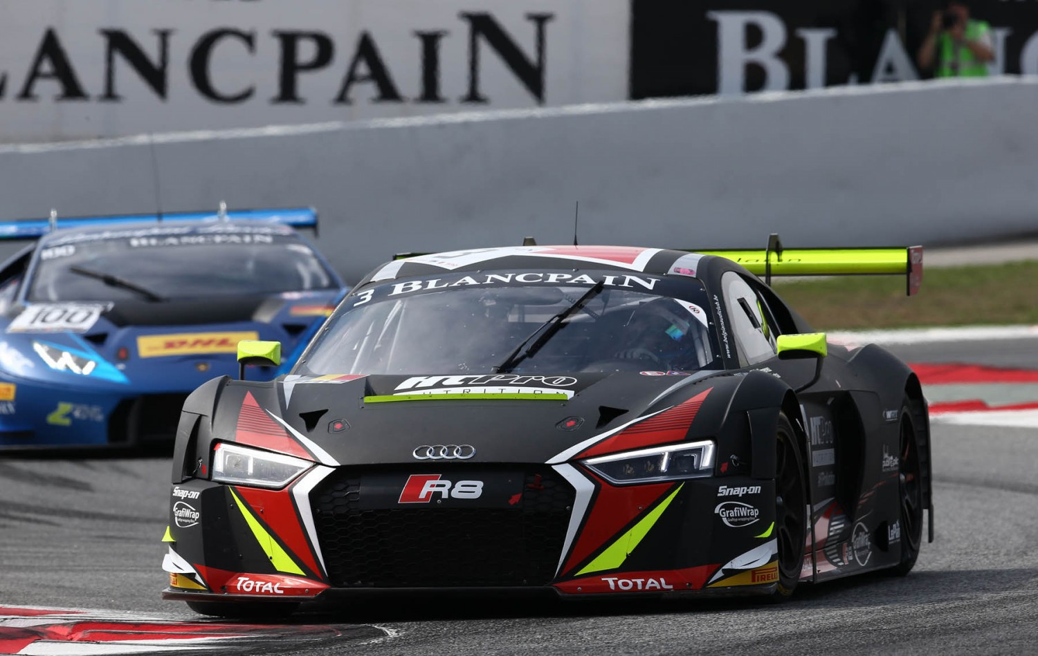 Belgian Audi Club Team WRT back with high ambitions