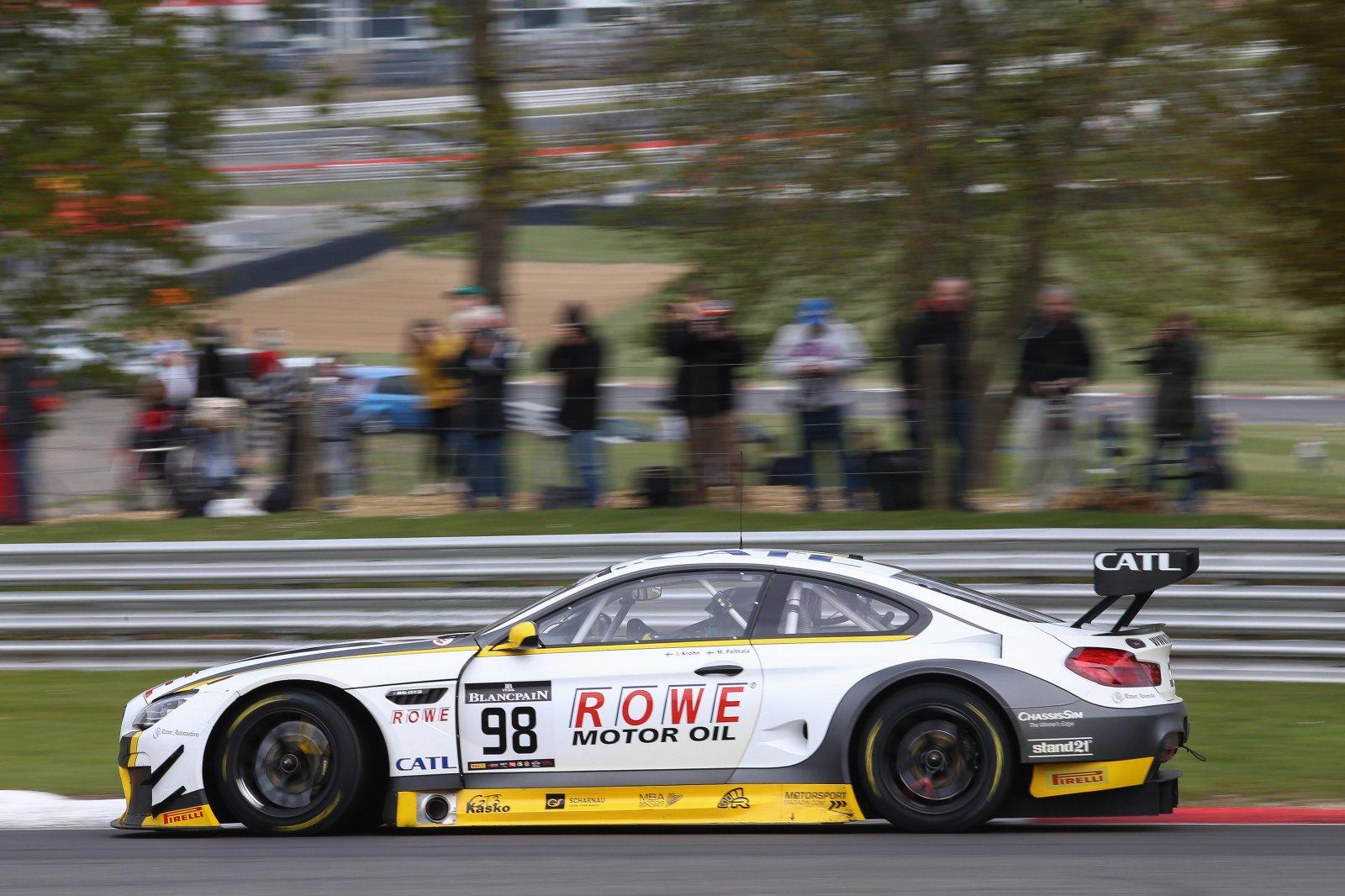 Krohn and BMW top close Free Practice 2