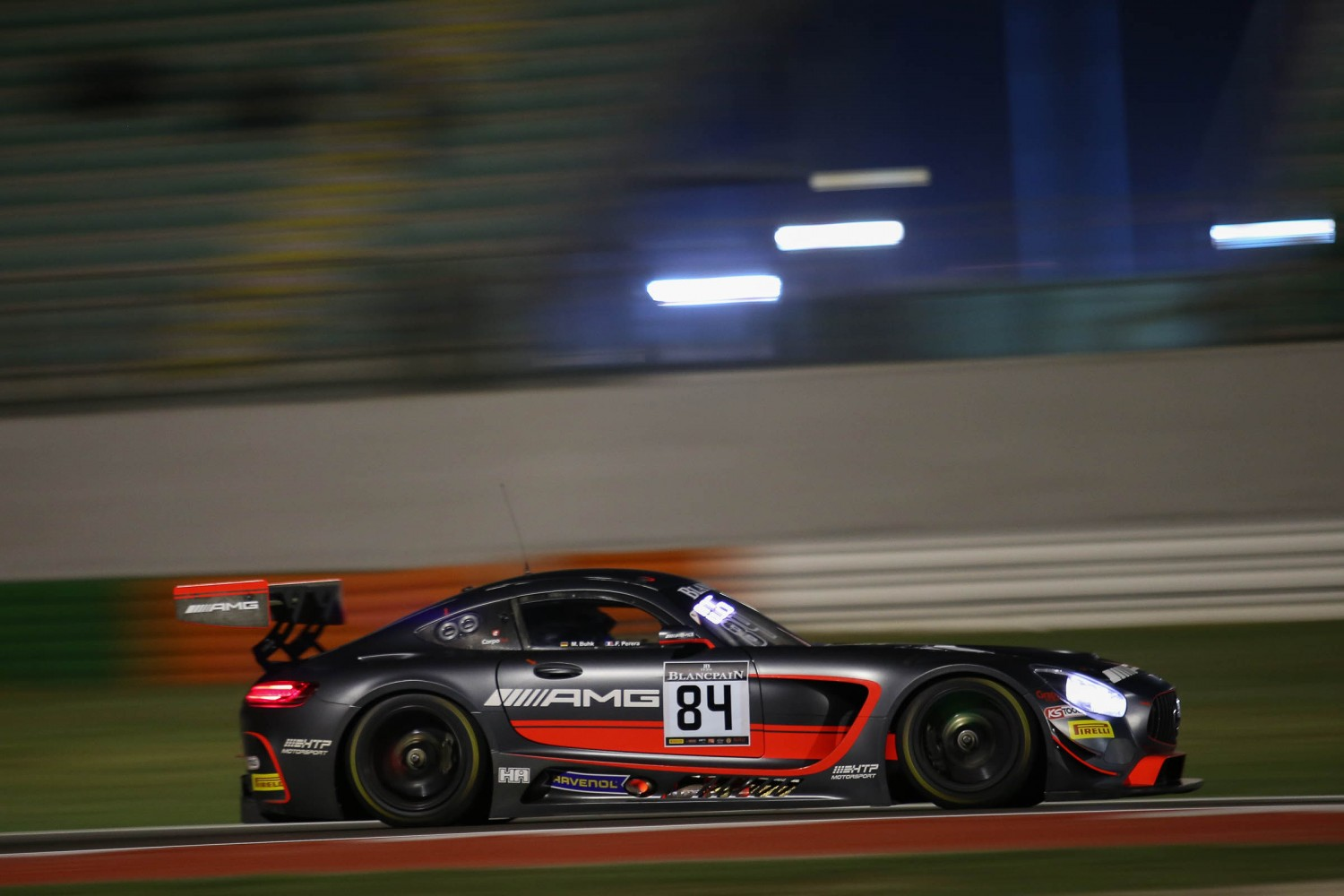Maxi Buhk and Franck Perera win Misano Qualifying Race