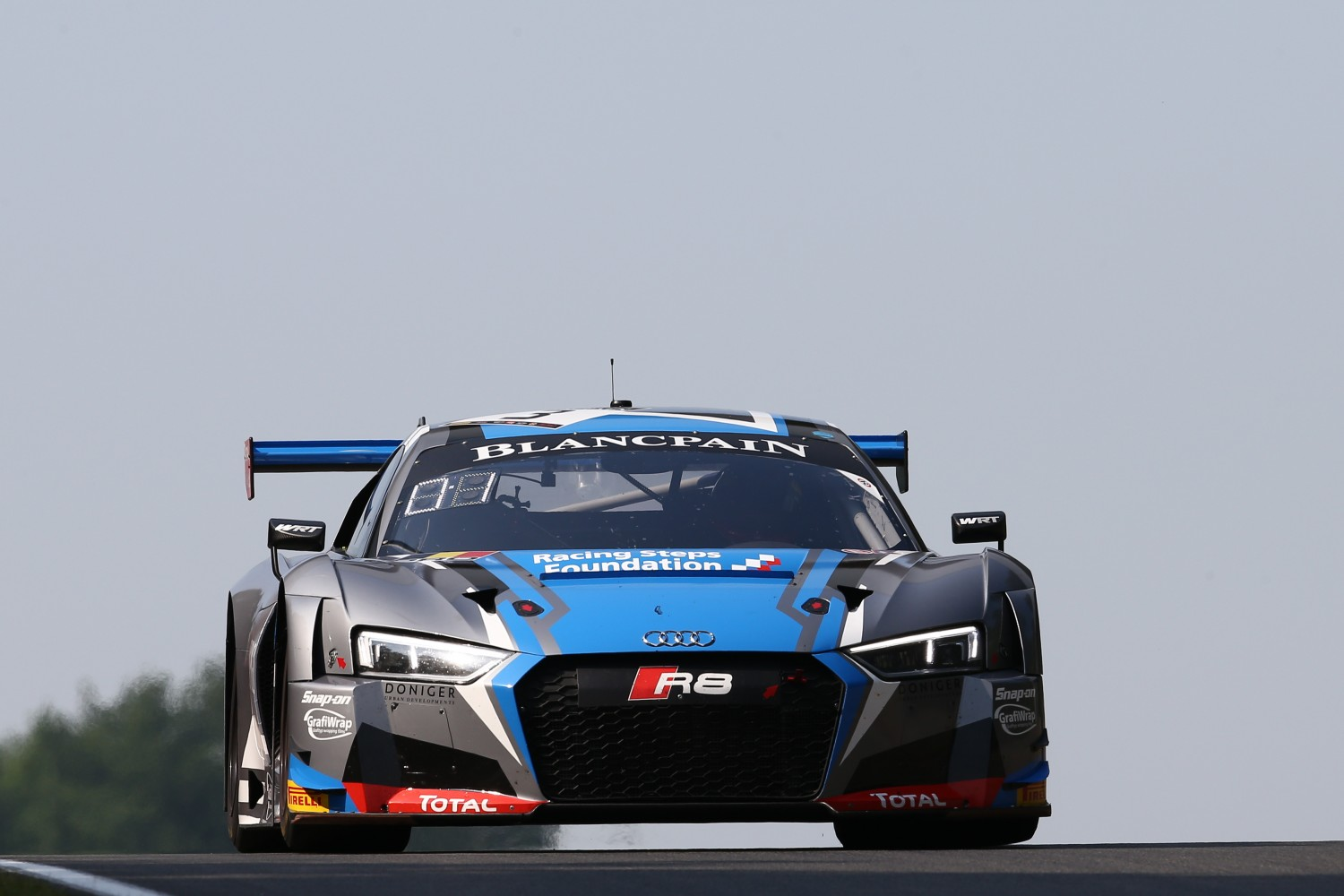 Audi on top in first free practice
