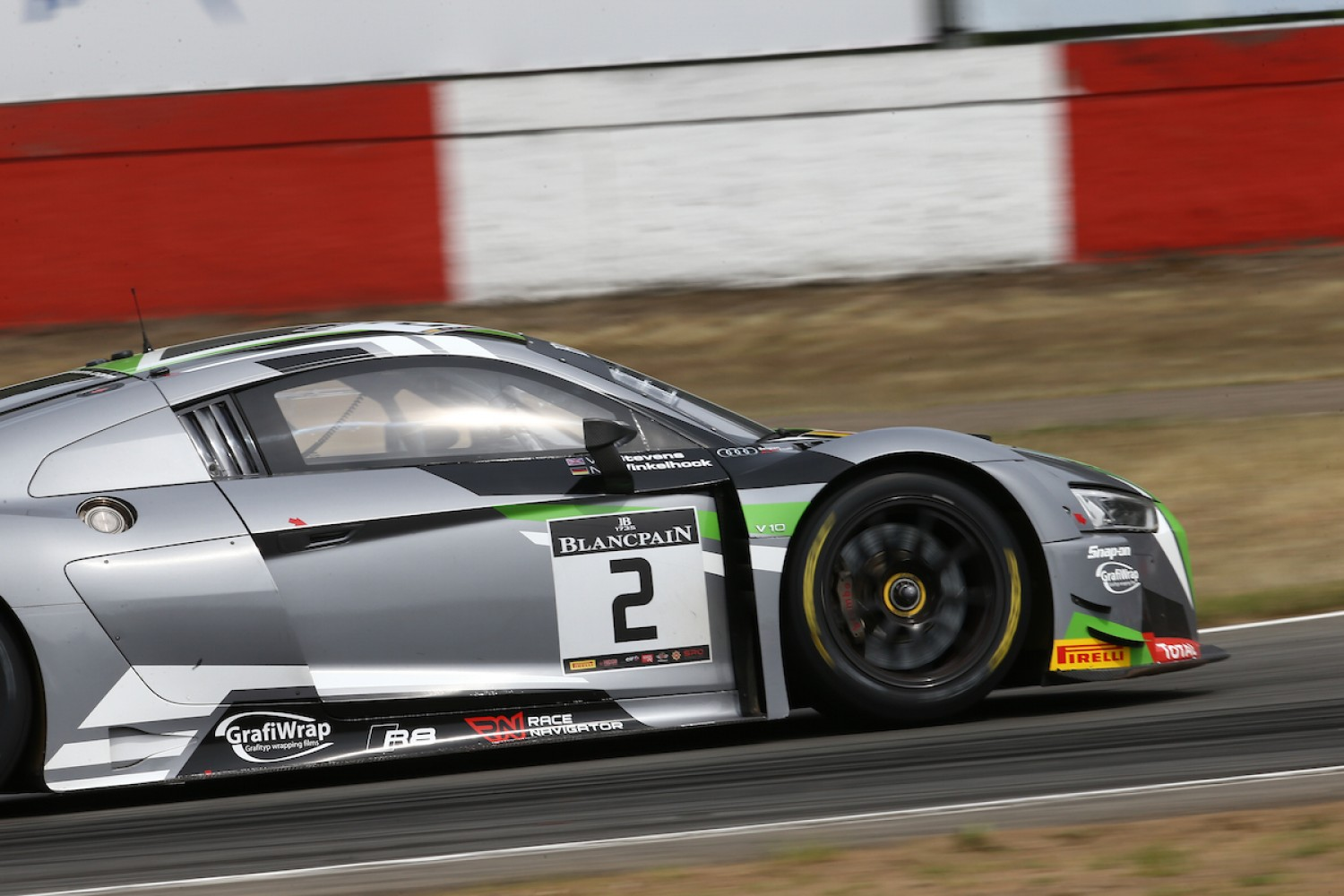 Stevens and Winkelhock take deserved win in Zolder