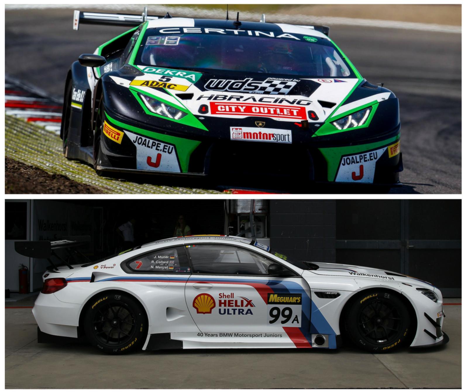 New teams strengthen Blancpain GT Series Endurance Cup